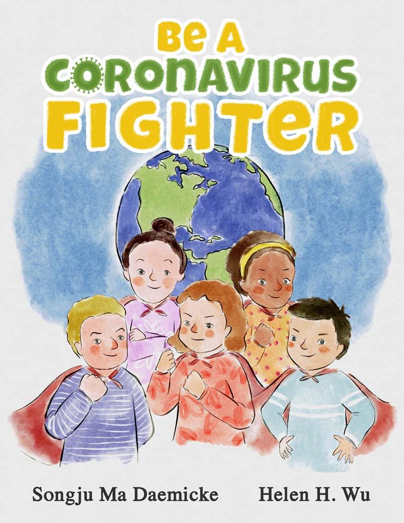 Coronavirus picture book